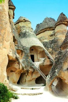 Cappadocia, Turkey | The Nicest Pictures