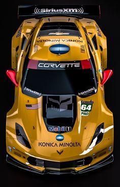 ArtStation - Chevrolet Corvette C7.R - Winner GTE Pro 2015, Nanco Rocks