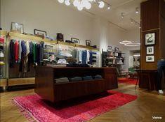 Slowear Shops | Carlo Donati Studio Projects, Shops, Retail, Shopping, Studio, Home Decor, Log Projects, Blue Prints, Tents