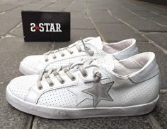 Get inspired by #2star shoes!  Shop them at Mazzola Store or on www.2star.it   #low #sneaker #sneakers #white #brushed #used #effect #style #fashion #amazing #cool #shoe #shoes #spring #summer #collection #woman #girl #instagood #instadaily