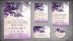 read more – VINTAGE OLD PURPLE TREE WEDDING INVITATIONS   Wedding and Party Invitations
