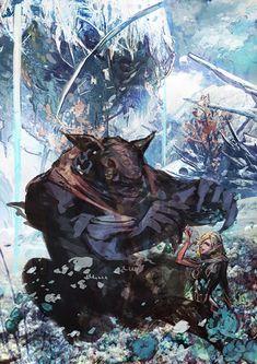 Xenoblade Chronicles X Art