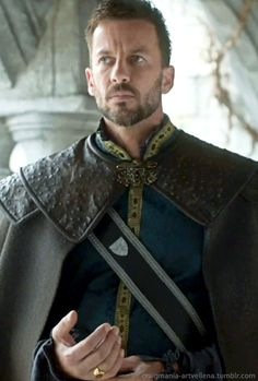 Prince Eoleor of Albavova, King Consort to Queen Cressa and father of Princess Shaechelle