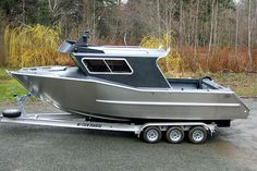aluminum boat building - Google Search