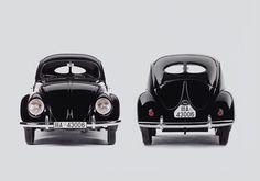 A stylish black Volkswagen Beetle Auto Volkswagen, Vw T1, Volkswagon Bug, Van Vw, Kdf Wagen, Vw Vintage, Pt Cruiser, Vw Cars, First Car
