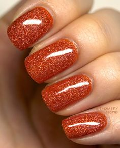 Trendy Manicure Ideas In Fall Nail Colors;Orange Nails; Fall Nai… Trendy Manicure Ideas In Fall Nail Colors;Orange Nails; Fancy Nails, Trendy Nails, Cute Nails, Thanksgiving Nail Art, Fall Nail Designs, Art Designs, Design Ideas, Fall Nail Ideas Gel, Fall Nail Colors