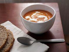 Organic Coconut Milk Recipe  Tomato, Squash & Coconut Milk Bisque