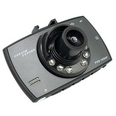 Car DVR Camera Mirror Night Vision Driving Recorder HD LCD Display Driving Auto Recorder Camera Built-in Microphone Speaker Angle Pictures, Samsung 9, Car Gadgets, Travel Gadgets, Dvr Camera, Wide Angle Lens, Selfie Stick, Dashcam, Audio System