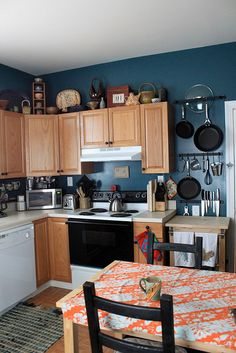 New Kitchen On Pinterest Granite Countertops Oak Cabinets And Maple