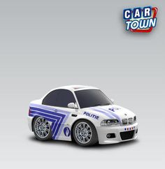BMW M3 2001 - Politie by Funkylion