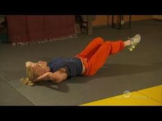 Tracy Anderson The Restart Project On the Go Abdominal Workout