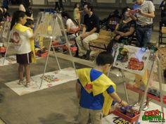 Miren a nuestros pequeños artistas Hermosillenses en Fiestas del Pitic 2012