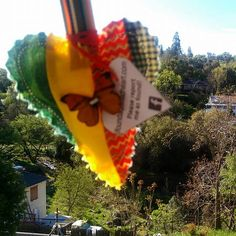 Found in Amador City, CA. My boyfriend found this on Friday and brought it home to me. #ifaqh #ifoundaquiltedheart