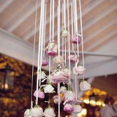 Romantic rose decor