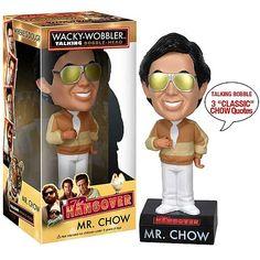 Chow | Hangover | Bobblehead