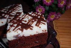 Kefírovo-kokosové řezy: Eskymo po našem - Recepty.cz - On-line kuchařka Kefir, Tiramisu, Cake, Ethnic Recipes, Desserts, Food, Tailgate Desserts, Deserts, Kuchen