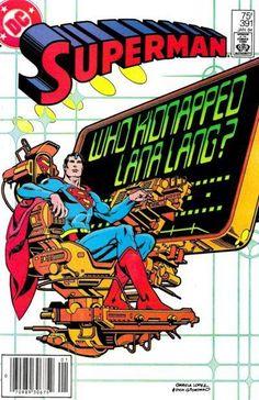 LAS MEJORES PORTADAS DE JOSE LUIS GARCIA-LOPEZ PARA SUPERMAN, ACTION COMICS Y DC COMICS PRESENTS