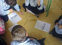 Lápices al centro. Trabajo cooperativo Cooperative Learning, College, School, Blog, Fashion, Inclusive Education, Consciousness, Group Work, Learning Styles