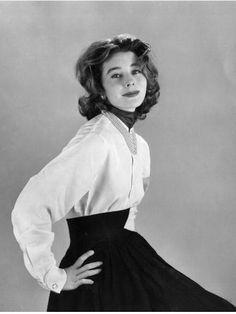 Bettina, fashion style, 1950s