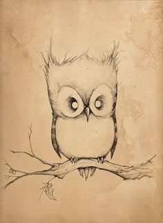 Christopher Uminga owl. This would be so cute in our woodland themed nursery :)