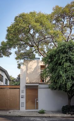 Casa Nirau, México - Paul Cremoux Studio - foto: PCW