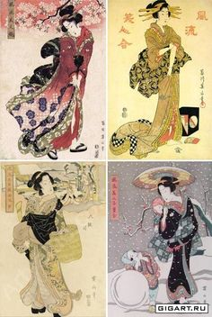 9ae34fcd652 пейзажи японских художников - Поиск в Google