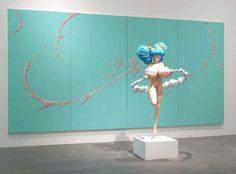 Takashi Murakami, ©️Takashi Murakami/Kaikai Kiki Co., Ltd. All Rights Reserved. Courtesy Galerie Perrotin