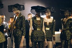 INTERVIEW: Alexander McQueen Womenswear SS13   Dazed