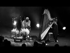 Catrin Finch and Seckou Keita live @ Cardiff WOMEX 2013