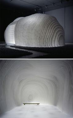 Oribe Tea House /// Kengo Kuma & Associates