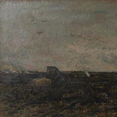 October -Charles-François Daubigny