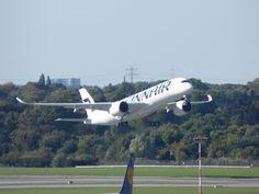 Finnair's Neuer bei Take off!