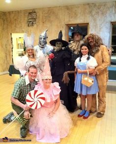 Wizard of Oz - Halloween Costume Contest via