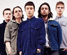 The Maccabees to DJ at Club NME as part of Reading & Leeds festival takeover - NME Reading And Leeds Festival, Denim Button Up, Button Up Shirts, Rat Boy, Alexandra Palace, Palace London, Dj, Boys, Music