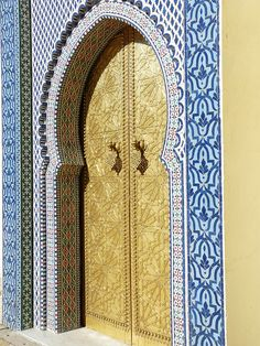 Fez, Marruecos.