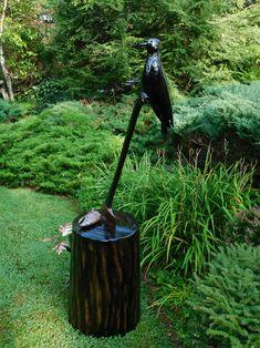 Weed, Outdoor Power Equipment, Sculptures, Marijuana Plants, Garden Tools, Sculpture