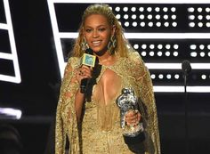 """At the 2016 MTV Video Music Awards, Beyonce earned a total of 11 nominations. She went on the win 8, including Video of the Year for """"Formation."""" Presently, she is the most awarded artist at the ceremony with a total of 24 wins."""