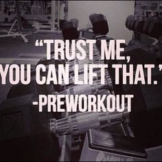 If you want to know what a pre-workout is supposed to feel like, check out LEGION Pulse. It's clinical dosages of scientifically validated ingredients can deliver.