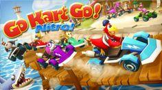 Go Kart Go! Nitro! Awesome kart races with animals!
