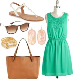 Wedding guest style guide for a casual dress code