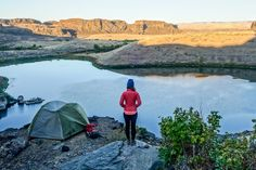 Last year I ventured on my first solo backpacking trip, much to the concern of my friends and family.