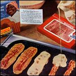 Why haven't I thought of this before! Bacon Strip Pancakes