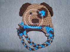 Character Hats/ Earflap Hats - Mother Dear Crochet