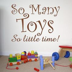 So Many Toys wall sticker decal - https://www.fruugo.co.uk/so-many-toys-wall-sticker-decal/p-4101351