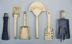 Carol Farrow Ceramics high fire paperclay objects. Just bought some spoons at Bitters in Seattle. Delicate and handsome.