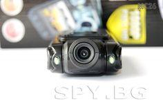 Full HD Видеорегистратор  :    Тази камера може да намери приложение не само като автомобилна камера, но и като туристическа камера с висока резолюция.