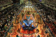 Carnival at Rio de Janeiro by Porto Bay Hotels & Resorts Events, via Flickr