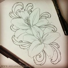 More ideas for my side piece.