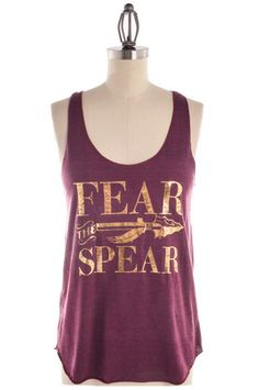 This garnet and gold Judy Tank is a must-have for all Seminole fans! It is a comfy tri-blend Polyester, Cotton, Rayon) racerback and is so soft and form fitting. We recommend ordering a s Florida State Football, Florida State University, Florida State Seminoles, Fsu Shirts, Vinyl Shirts, Football Shirts, Fsu Game, Garnet And Gold, Spirit Wear