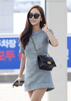 190603 Jessica Jung Fashion - Incheon airport-3